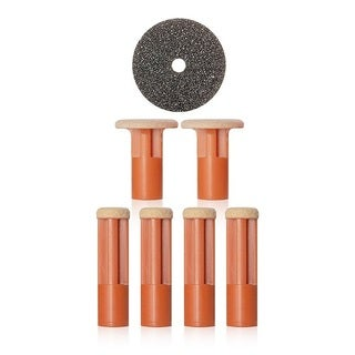 PMD Orange Coarse Replacement Discs