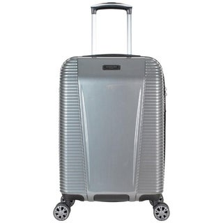 Kenneth Cole Lightweight Hardside Expandable 8-Wheel Spinner Carry-On Luggage With Anti-Theft TSA Lock