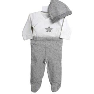 Striped Star Baby 3 Piece Gift Set