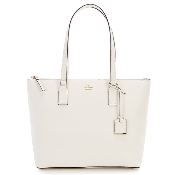 7bcf0f64307a Shop Kate Spade New York Cameron Street Lucie Tote Cement - Free ...
