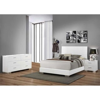 Porter Elegance 3-Piece Bedroom Set With Dresser