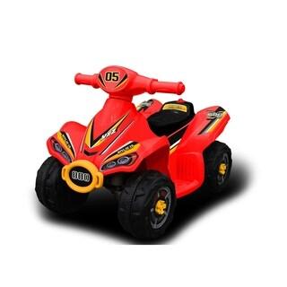 Blazin' Wheels 6V Mini Quad - Red