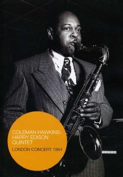 HAWKINS/EDISON QUINTET - London Concert 1964 (Not Rated)