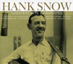 Hank Snow - Greatest Hits & Favorites