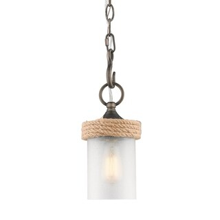 Chatham 3-Light Semi-Flush in Gunmetal Bronze