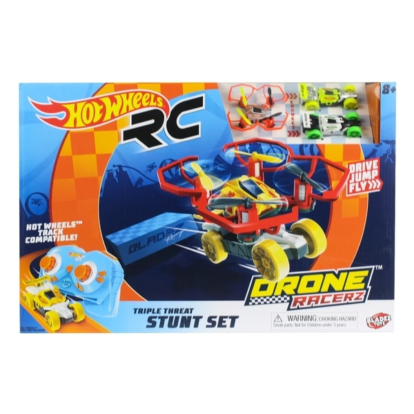 Hot Wheels Drone Racers. Opens flyout.