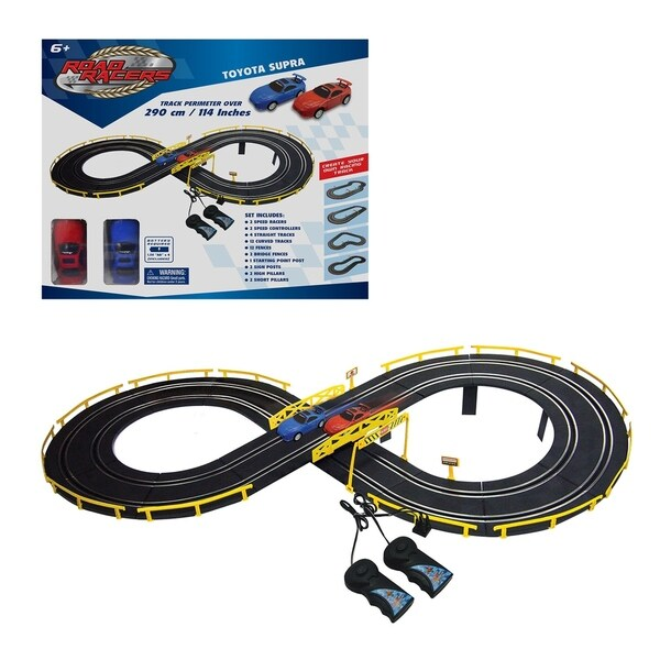 Battery Operated Race Track. Opens flyout.