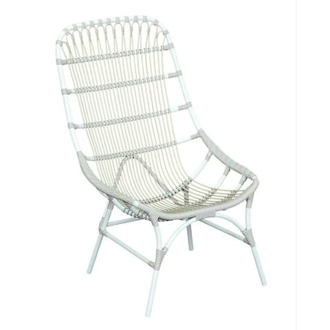 East At Main's Adelyn Outdoor High-Back Chair
