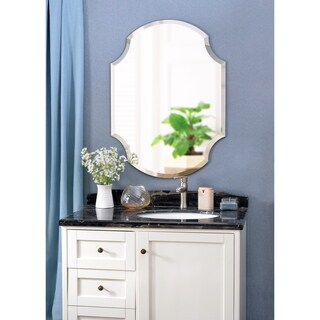 Design Craft Kingston 38-inch Wall Mirror (As Is Item)