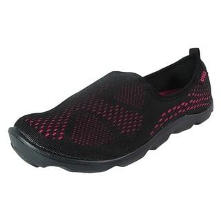 cf0f37202 Crocs Women Duet Busy Day Xpress Mesh Skimmer Shoes