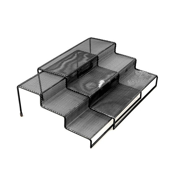 Shop Mind Reader 3 Tier Metal Mesh Multi Purpose Kitchen