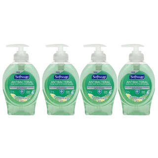 Softsoap Fresh Citrus 5.5-ounce Hand Soap (Pack of 4)