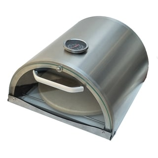 Link to Mont Alpi Universal Side Burner Pizza Oven Similar Items in Outdoor Cooking