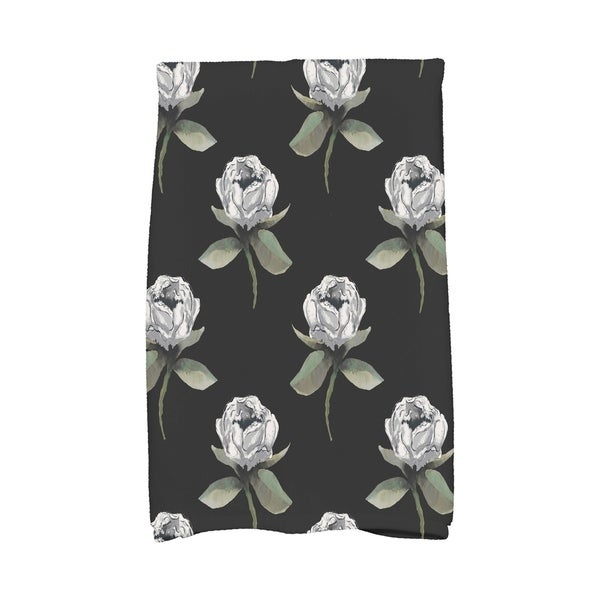 Floral Bunch 16 x 25 Inch Floral Print Hand Towel. Opens flyout.