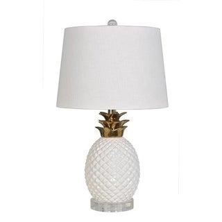 Lamps Per Se 22- inch Pineapple Table Lamp (Set of 2)