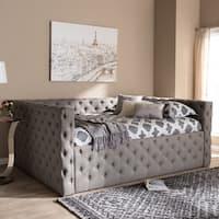 Strick & Bolton Emmet Upholstered Daybed
