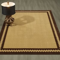 Sweet Home Stores Non-slip Rubber Back Area Rug - 3'3''X5'