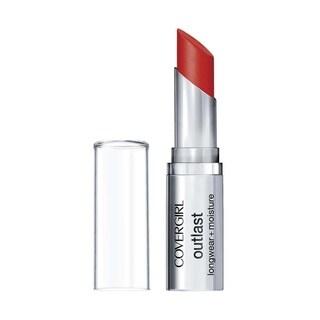 CoverGirl Outlast Longwear + Moisture Lipstick 920 Red Revenge