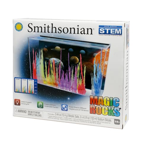 Smithsonian Magic Rock Set