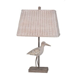 Lamps Per Se 24.5- inch Sandpiper Table Lamp (Set of 2)