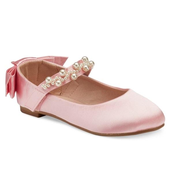 9050f75e3712 Shop Olivia Miller Girls Rhine Ballet flats - On Sale - Free ...