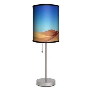 LAMP IN A BOX Desert with Blue Sky Table Lamp
