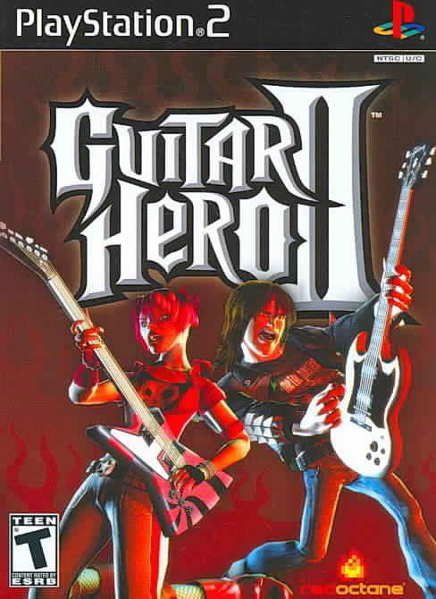 PS2 - Guitar Hero 2