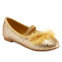 Olivia Miller Girls Hollie Ballet flats
