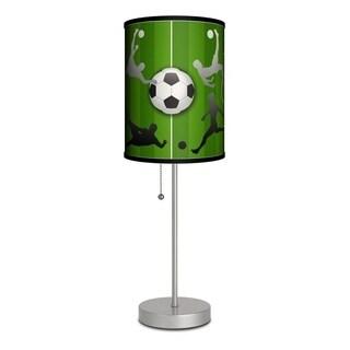 Soccer Ball & Players
