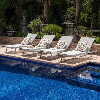 Buy Water Resistant Outdoor Chaise Lounges Online At Overstock Our