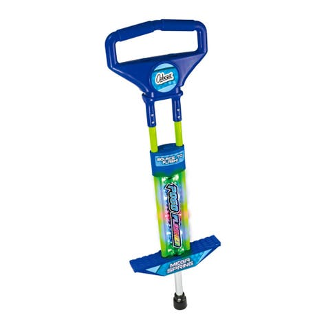 "Go Light Up Pogo Stick - 11""Lx2""WX38""H"