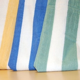 Luxury Cabana Beach Towel