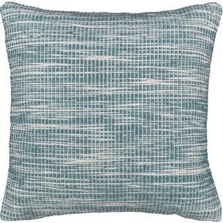 "Handmade Stockholm Throw Pillow - 20"" x 20"" (India)"