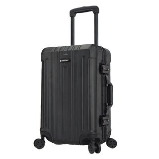 "20"" ""Seattle"" Aluminum Frame TSA Lock 8-Wheel Carry-On Luggage"