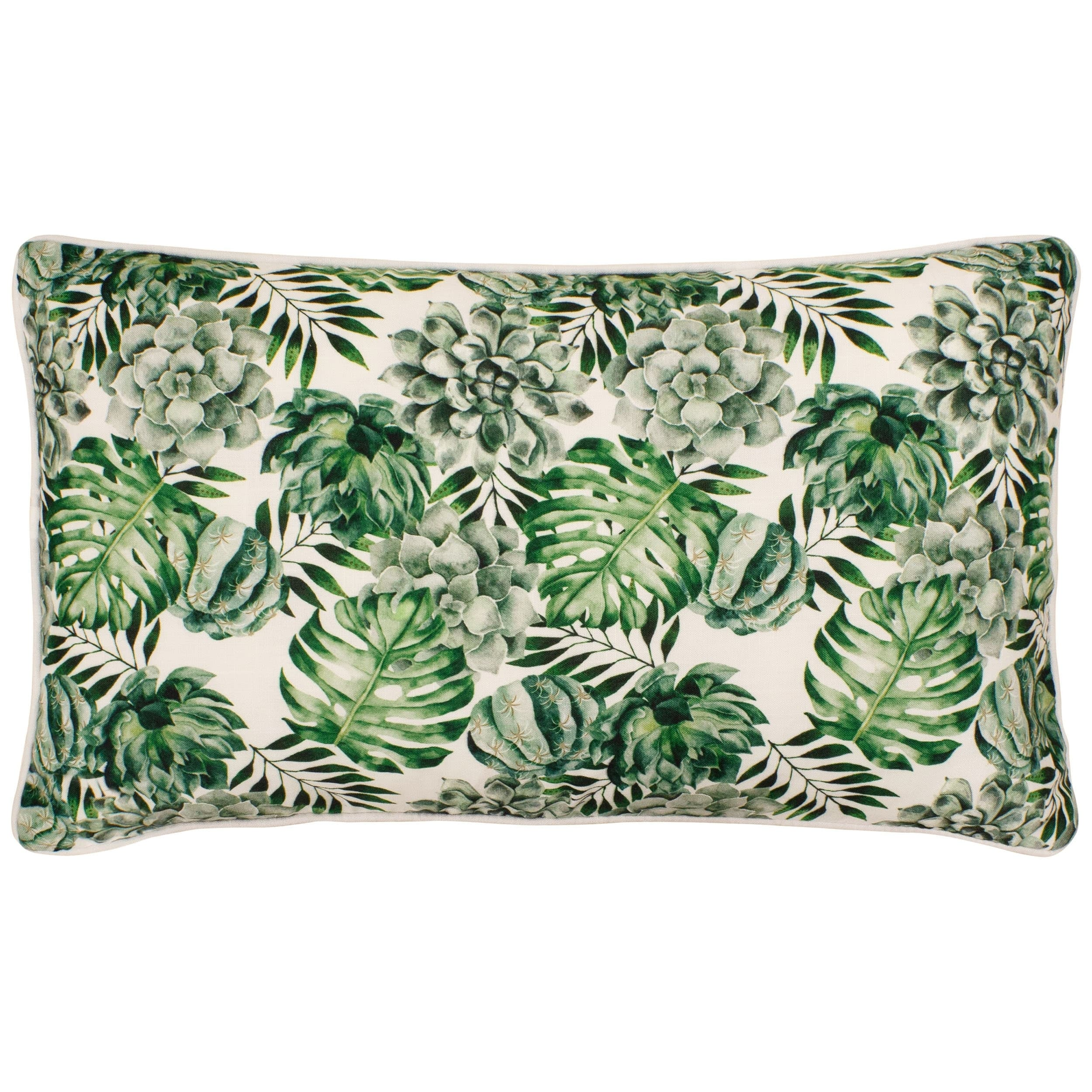 Shop Boho Living Botanical 14 X 24 In Decorative Lumbar Pillow On Sale Overstock 21545885