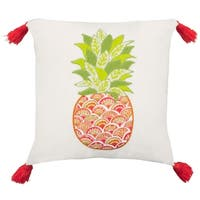 Boho Living Aloha 18 x 18 in. Decorative Pillow