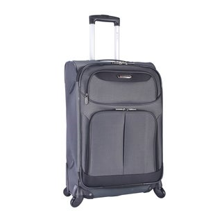 Travelers Club Naples Collection 25-inch Expandable Suitcase