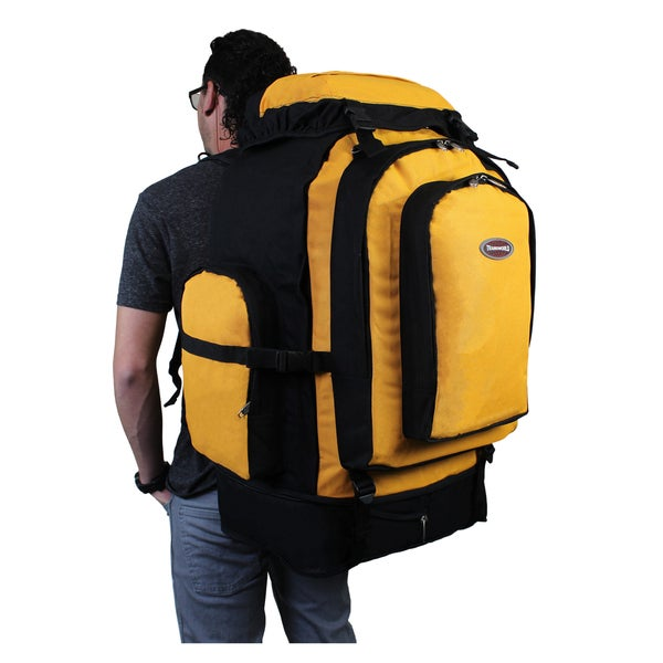 Transworld 4800 Cubic Inch Hiking Backpack