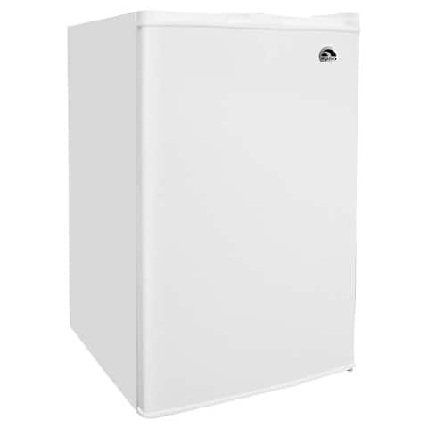 Igloo RFRF300 Upright Freezer, 3.0 cu. ft, White