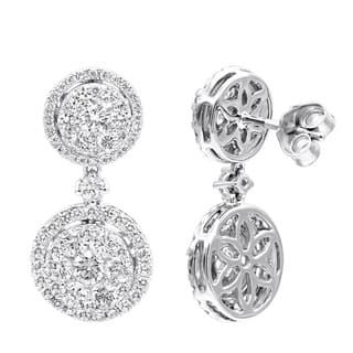 4dccc28150bb2 Diamond Luxurman Earrings | Find Great Jewelry Deals Shopping at ...