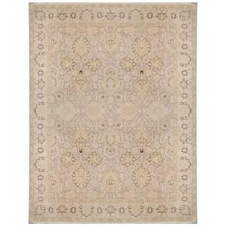 Wool Tabriz Rug - 12' x 15'