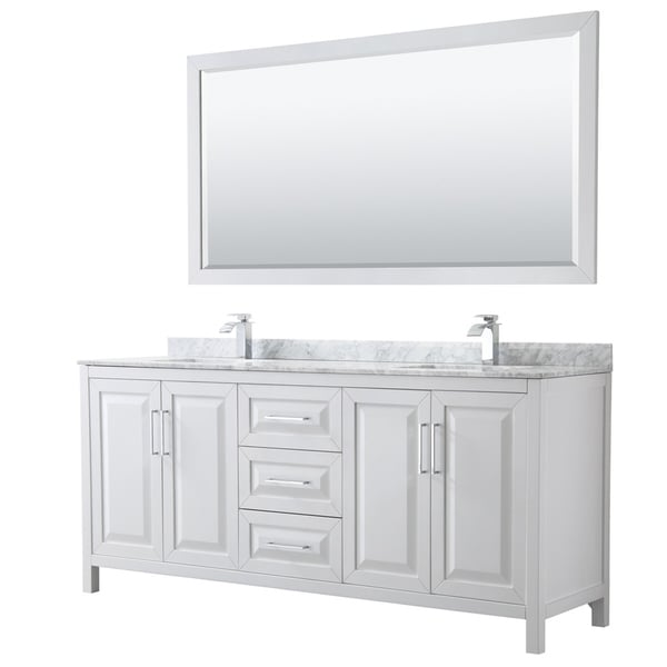 70 inch mirror abbyson daria 80inch white double vanity marble top 70inch mirror shop