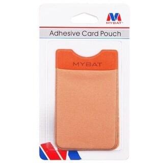 MyBat Adhesive Card Pouch - Light Gold