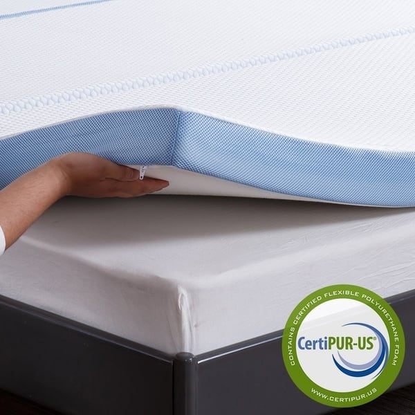 Memory Foam Folding Portable Mattress