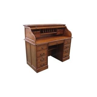 "Mylan 54"" Roll Top Desk"