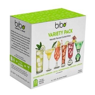 Bibo Cocktail Pouches Mixed Assortment-24 Pack