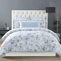 Christian Siriano Soft Floral 3 Piece Comforter Set