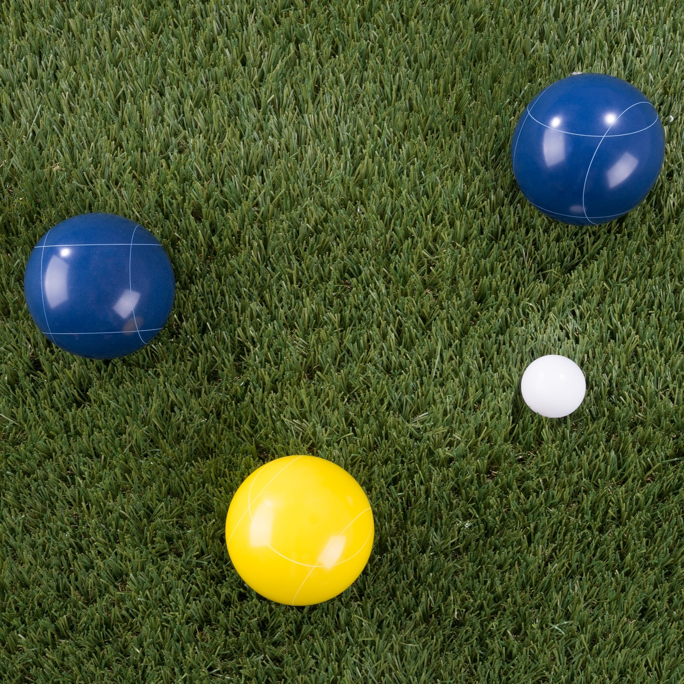 Bocce Ball Set Regulation Outdoor Family  Game for Backyard Lawn