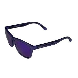 Bolle 473 Unisex Sunglasses - Violet - Medium