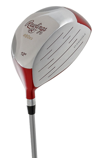 Rawlings Lady Rose 12-degree 460cc RH Driver - Thumbnail 0